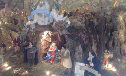 13 Dicembre 2008 – Il Presepe della Chiesa Matrice di San Giorgio Foto di Giuseppe PAGNOTTA