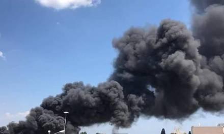 Dà fuoco a rifiuti speciali sprigionando nube tossica, imprenditore denunciato a Maierato