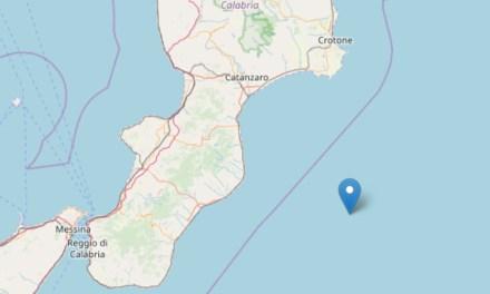 ? Scossa di terremoto registrata in mare di magnitudo 3.5 – QuiCosenza.it