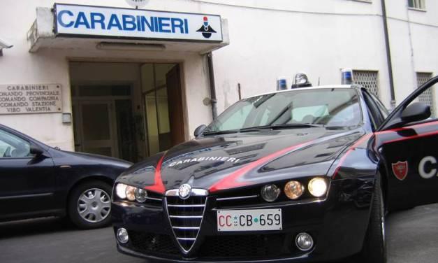 Sparatoria fra Vibo e San Gregorio, i carabinieri impegnati a fare piena luce