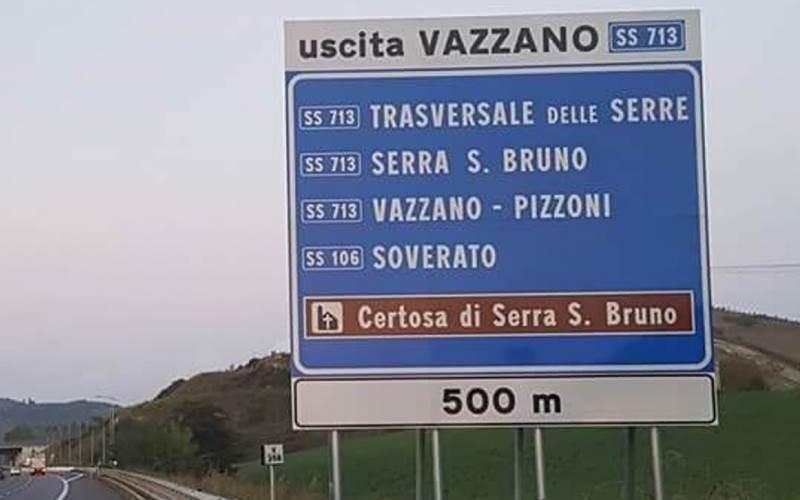 Aperto lo svincolo autostradale di Vazzano