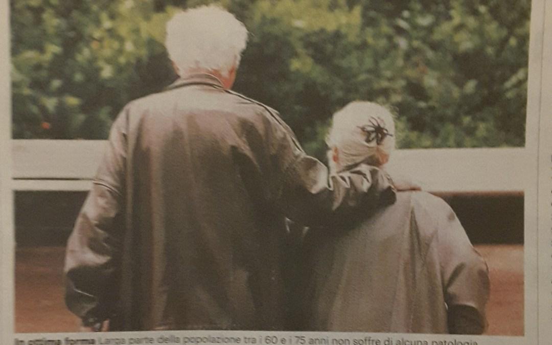Italiani sempre verdi, Anziani dopo i 75 anni