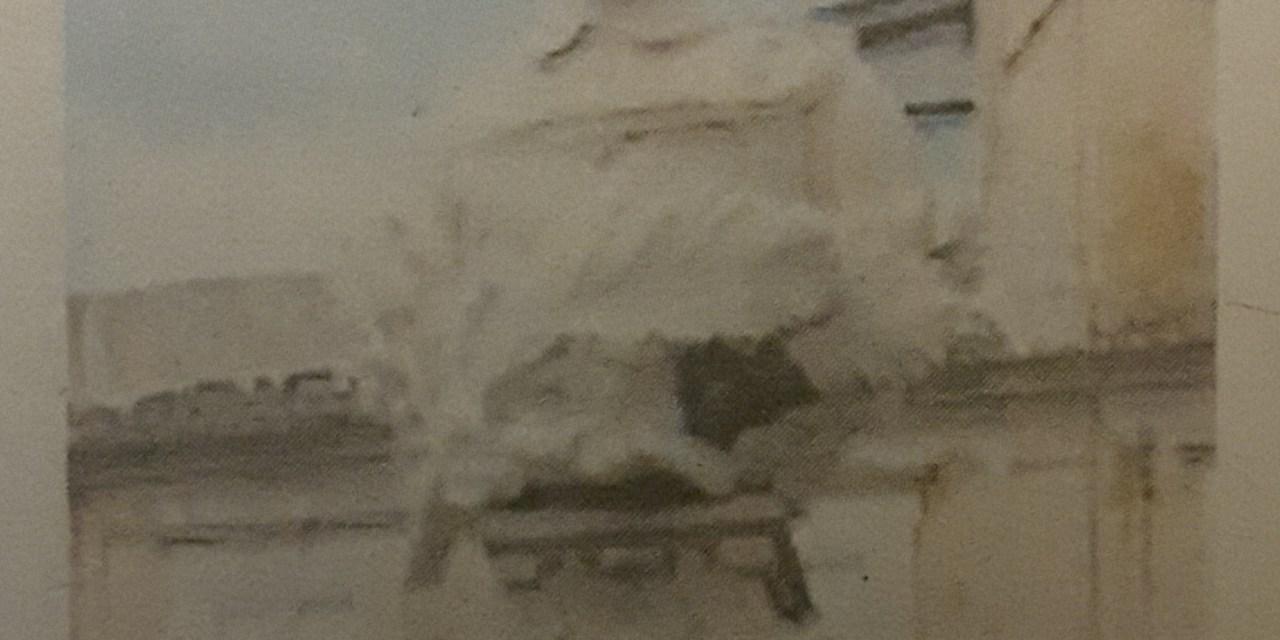 Le ferite sul busto di Umberto l^