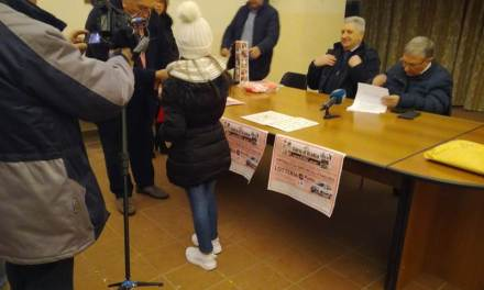 Mileto si candida per la partenza di una tappa del Giro d'Italia