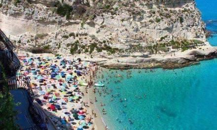 Per TripAdvisor a Tropea una delle spiagge più belle d'Italia: al terzo posto assoluto