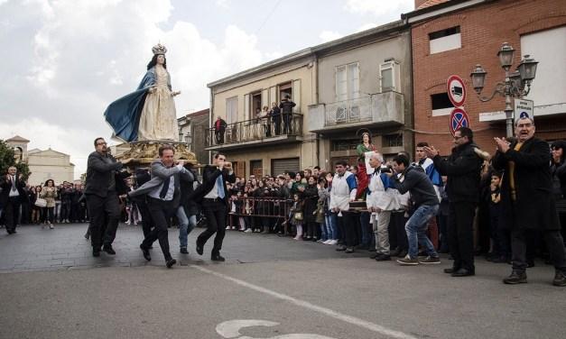 L'Affruntata in Piemonte: boss in trasferta «per portare le statue» – Corriere della Calabria