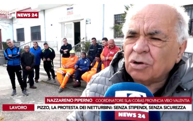 """Rifiuti a Pizzo e operai senza stipendio, la replica della """"Mar service"""""""