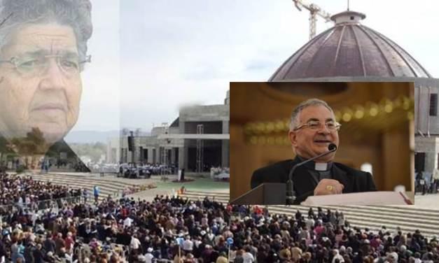 Soppressione della Fondazione di Natuzza, le richieste del Viminale al vescovo