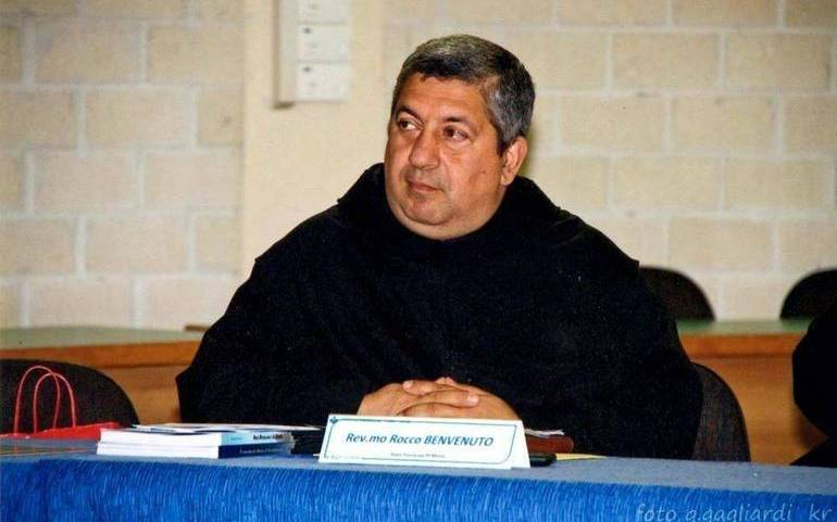 Padre Rocco ed i luoghi di San Francesco