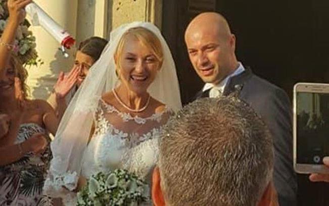 Da Chernobyl a Pizzo ed oggi sposa felice, ecco la storia