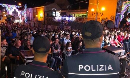 Festa patronale e concerto di Anna Tatangelo blindato dopo duplice tentato omicidio a Piscopio