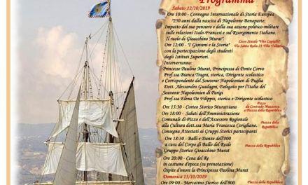 PIZZO (VV) – La rievocazione storica sul Re Gioacchino Murat – Calabria.Live