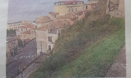 Via San Sebastiano, area ripulita ma a meta'