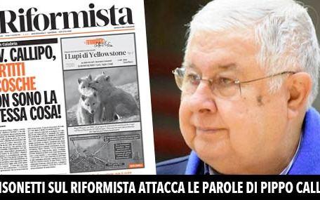 """Sansonetti sul """"Riformista"""" attacca Callipo: elezioni condizionate dai magistrati – Calabria.Live"""