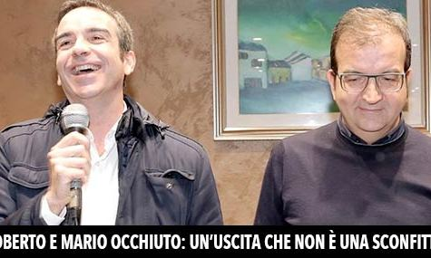 Elezioni / Perché Mario e Roberto Occhiuto hanno deciso di fare un passo indietro – Calabria.Live