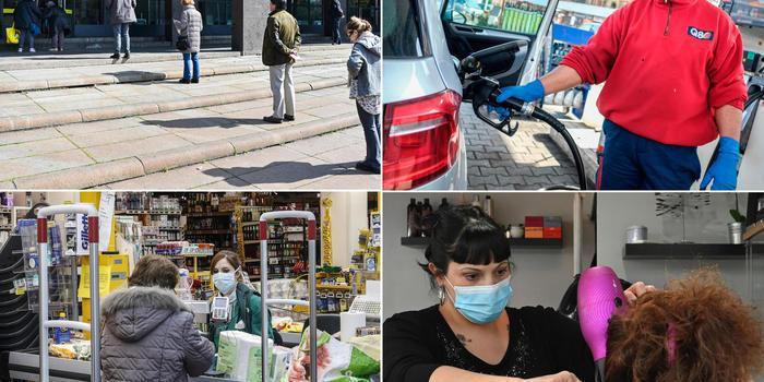 Coronavirus: Conte: 'Chiusi negozi, bar e ristoranti. I trasporti saranno garantiti' – Salute & Benessere