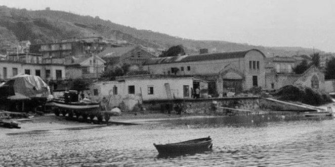 La demolizione della Tonnara di Vibo Marina e il mistero delle ancore scomparse