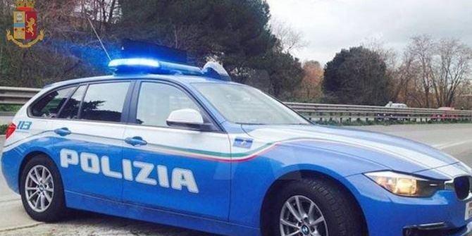 In autostrada con oltre un chilo di marijuana, arrestato allo svincolo di Pizzo