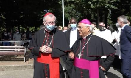 Il segretario di Stato Vaticano Parolin: 'Il santuario di Torre Ruggiero è una piccola Lourdes' – CatanzaroInforma