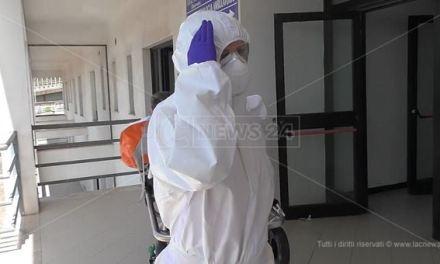 Coronavirus Calabria, contagi ancora in crescita: 44 nuovi casi nel bollettino