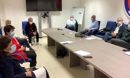 Coronavirus, Spirlì incontra i primari di Malattie infettive: «Nessuno resterà senza cure»