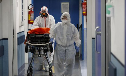 29/10/2020. Il coronavirus non arresta la sua scalata in Calabria, 224 nuovi positivi e 2 decessi. Provincia Vibo 4 infetti.