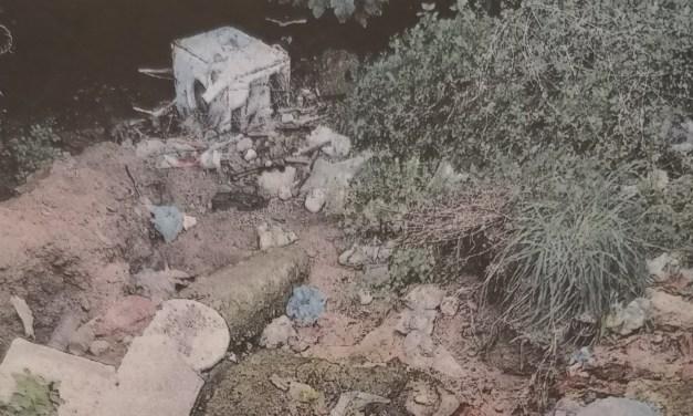 Seggiola e Grotta azzurra sempre ridotte a discarica
