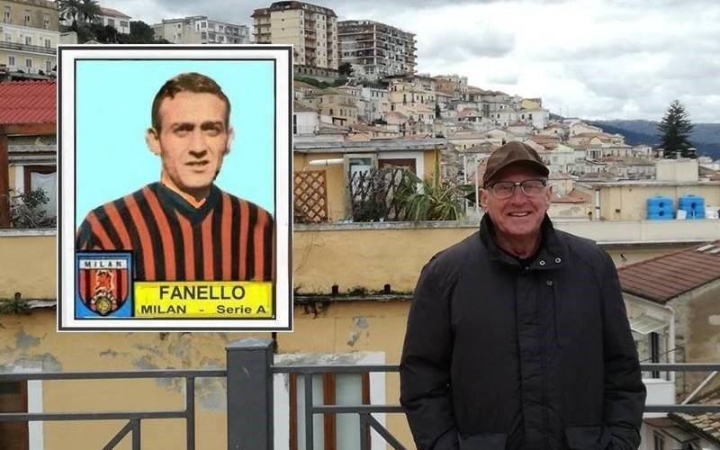 Compie 82 anni Giovanni Fanello, il napitino arrivato fino alla Serie A