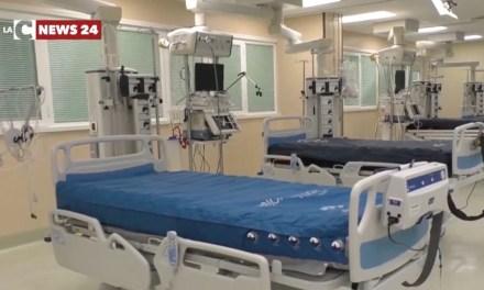 Covid, in Calabria tanti decessi: 12 morti e 465 nuovi casi nel bollettino