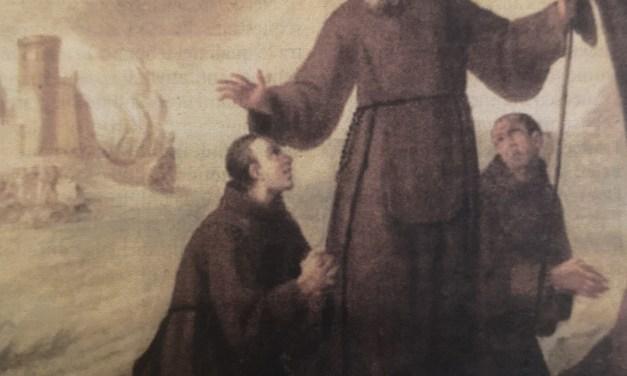 12/4/21. Paola, nelle casa di San Francesco un patrimonio d'arte e di cultura