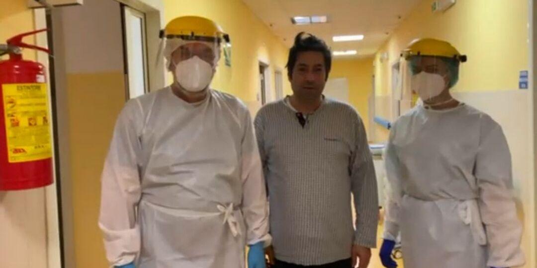 Coronavirus, paziente salvato in extremis all'ospedale di Vibo