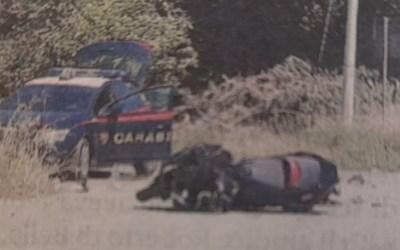 10/05/21. Scontro auto-moto a Pizzo con centauro che finisce in ospedale