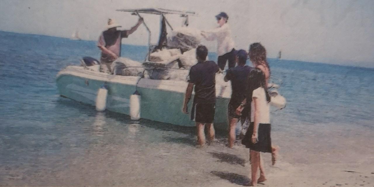 Le calette del mare di Tropea ritornano a splendere