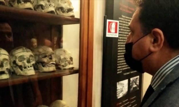 Venghino signori venghino, guadate quanto sono brutti e cattivi i meridionali: una giornata al Museo Lombroso
