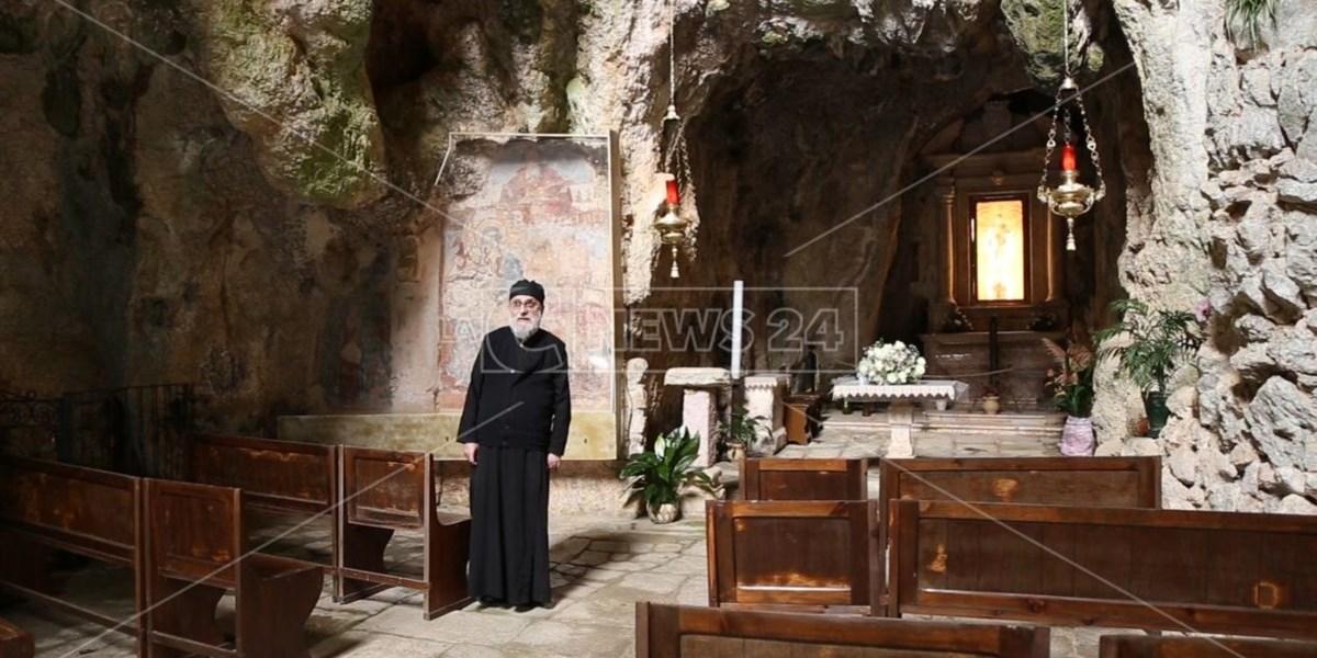Un santuario in una grotta, alla scoperta dell'Eremo di Santa Maria della Stella