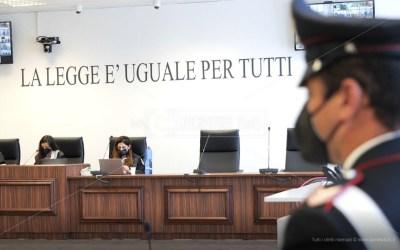 Rinascita-Scott, l'esordio di Bartolomeo Arena: «A Vibo 'Ndrangheta già dagli anni Sessanta»