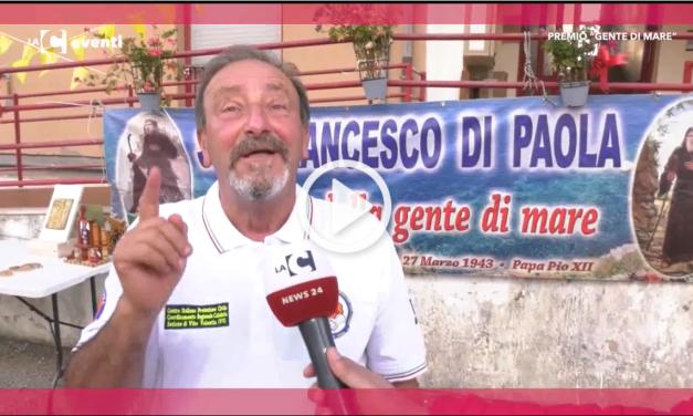 """""""PREMIO GENTE DI MARE""""  DI GIANFRANCO SCHIAVONE"""