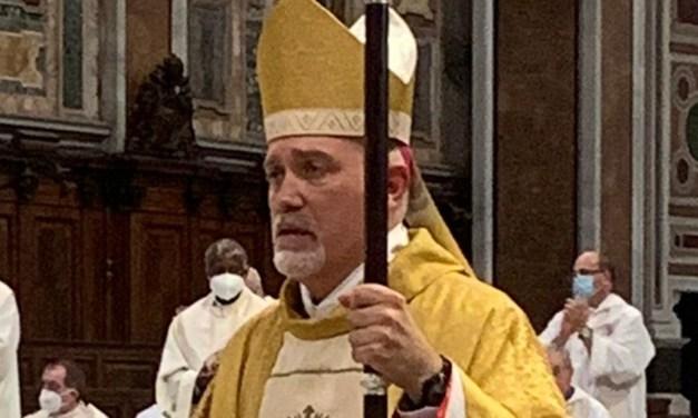 Attilio Nostro vescovo, il sindaco di Vibo: «Cogliamo con gioia la sua ordinazione»