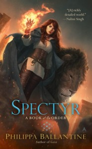 Spectyr bookcover