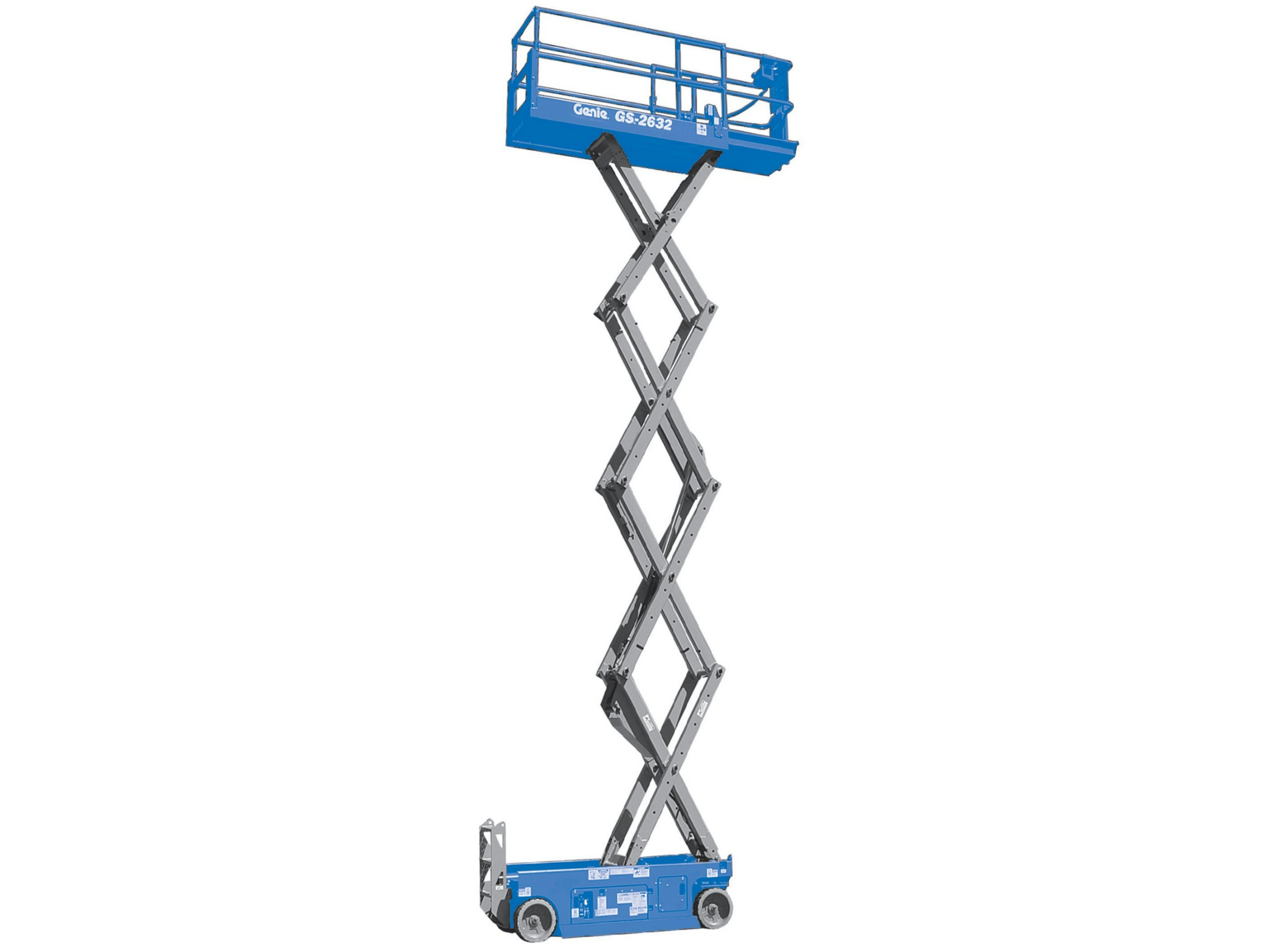 Scissor Lifts Electric – Genie GS2632