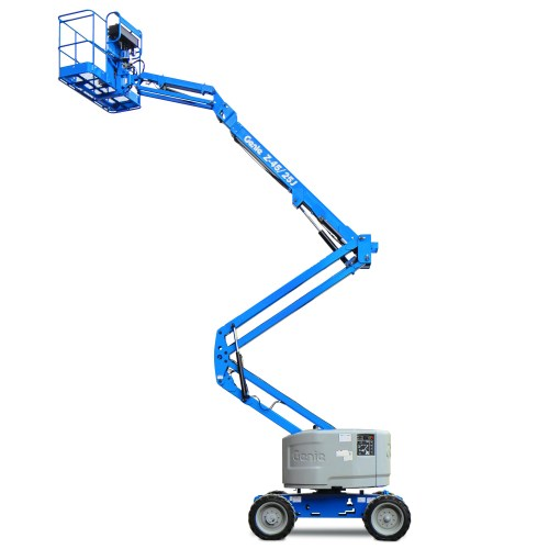 small resolution of boom lifts diesel genie z45 25