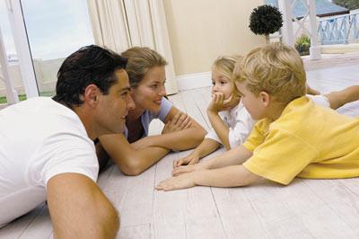 mudre misli-obitelj razgovara