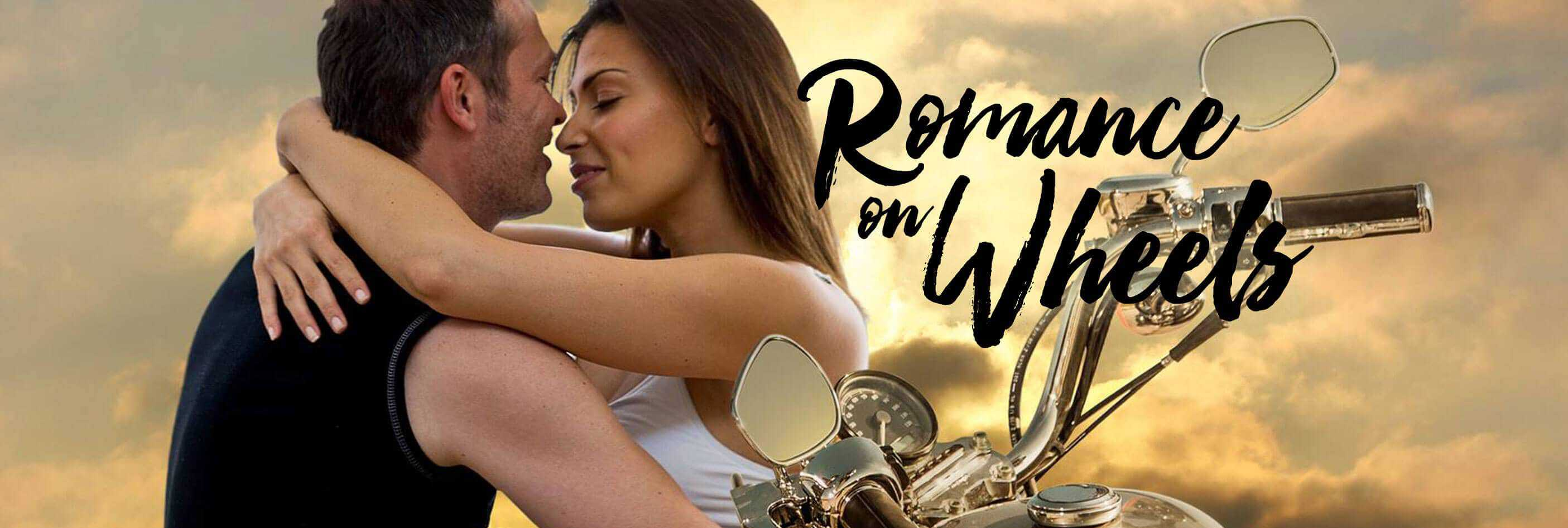 Books by Author PJ Fiala - writing novels about Romance on Wheels