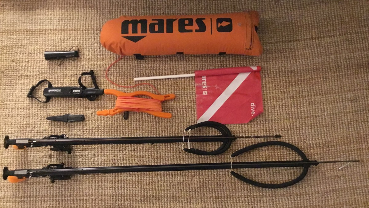 Spearfishing in Mallorca – What you need to know #4: Equipment