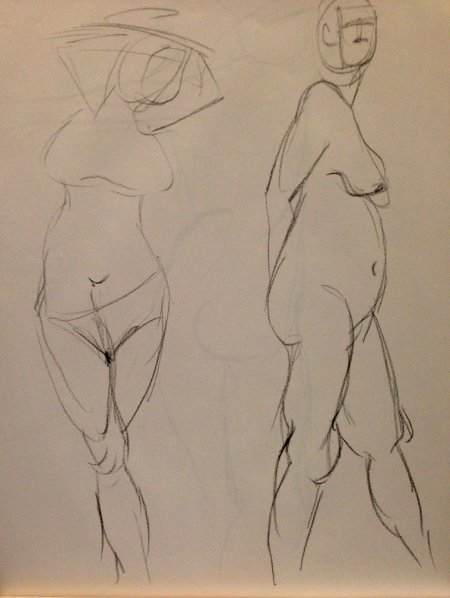 Gesture Drawings_SKETCHES _14