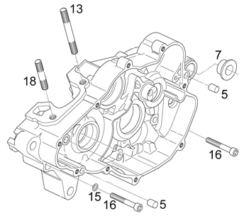 Chinese 110 Atv Motor Timing Mark Diagram