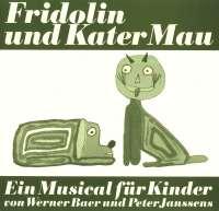Fridolin und Kater Mau  1973 (LP)