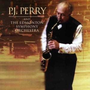 CD PJ Perry and the Edmonton Symphony Orchestra