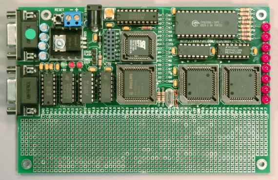 Programmer Circuit 8051