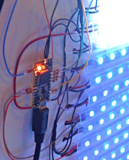 4 way circuit wiring diagram vz bcm octows2811 led library, driving hundreds to thousands of ws2811 leds with teensy 3.0